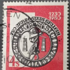 Sellos: SELLOS AUSTRIA. Lote 234988855