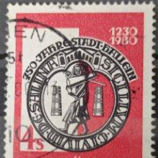 Sellos: SELLOS AUSTRIA. Lote 234988860