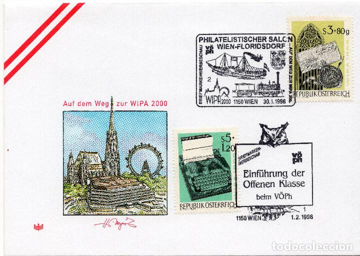 AUSTRIA, ,CARTA, ,1965, MICHEL 1187, FDC (Sellos - Extranjero - Europa - Austria)