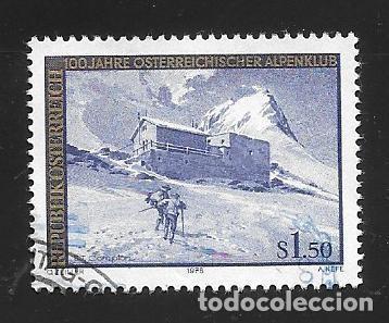 AUSTRIA (Sellos - Extranjero - Europa - Austria)