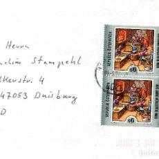 Sellos: AUSTRIA, 1994 ,CARTA, MICHEL , 2119. Lote 236536285