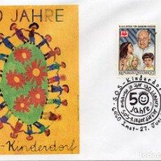 Sellos: AUSTRIA, 1994 ,CARTA, MICHEL , 2128. Lote 236536345