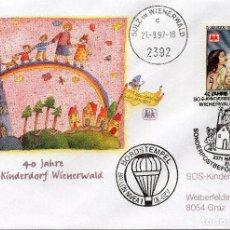 Sellos: AUSTRIA, 1994 ,CARTA, MICHEL , 2128. Lote 236536400