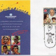 Sellos: AUSTRIA, 1994 ,CARTA, MICHEL , 2128. Lote 236536460