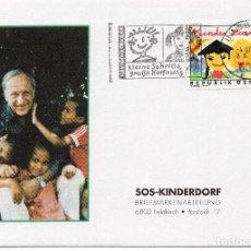 Sellos: AUSTRIA, 1996 ,CARTA, MICHEL ,2205. Lote 236537885