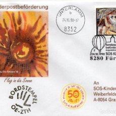 Sellos: AUSTRIA, 1997 ,CARTA, MICHEL ,2234. Lote 236538440