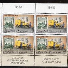 Sellos: AUSTRIA, 1998 ,MINI-SHEET, MICHEL ,2270KB MNH. Lote 236539685