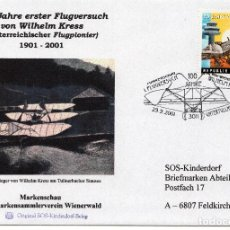 Sellos: AUSTRIA, 2000 ,CARTA, MICHEL ,2312. Lote 236541375