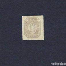 Sellos: AUSTRIA. AÑO 1863. 1,05 MARRÓN LILA , SELLO PARA PERIÓDICOS.. Lote 240747620