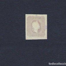 Sellos: AUSTRIA. AÑO 1861. FRANCISCO JOSÉ I. 1,05 LILA.. Lote 240747760
