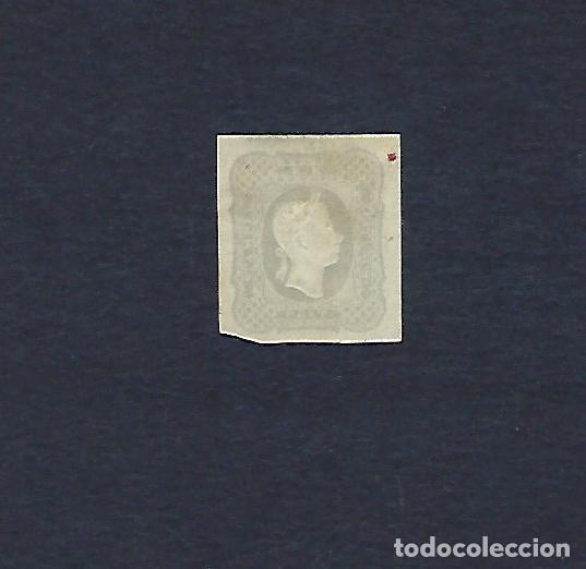AUSTRIA. AÑO 1861. FRANCISCO JOSÉ I. 1,05 K GRIS. SELLO PARA PERIÓDICOS. (Sellos - Extranjero - Europa - Austria)