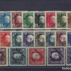 Sellos: AUSTRIA - HUNGRÍA. AÑO 1915. SELLOS DE CAMPAÑA.. Lote 241891535