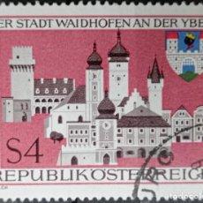 Sellos: SELLOS AUSTRIA. Lote 243691145