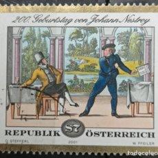 Sellos: SELLOS AUSTRIA. Lote 243691190