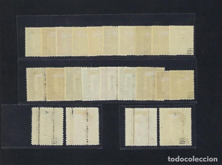 Sellos: AUSTRIA. Año 1945. Sellos Alemania de 1941-5 ( efigie de HITLER ).Sobrecargados - Foto 2 - 244225685