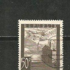 Timbres: AUSTRIA CORREO AEREO YVERT NUM. 47 USADO. Lote 244900565