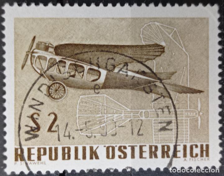 SELLOS AUSTRIA (Sellos - Extranjero - Europa - Austria)