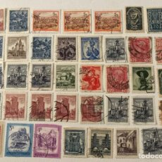 Sellos: 39 SELLOS USADOS DE AUSTRIA. 39 REPUBLIK OSTERREICH USTED STAMPS (151). Lote 245215440