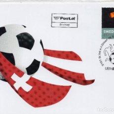 Sellos: AUSTRIA , 2008, , MICHEL 2737 CARTA FDC. Lote 245937605