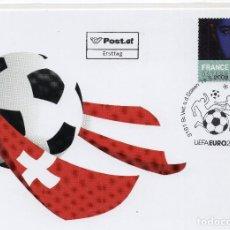 Sellos: AUSTRIA , 2008, , MICHEL 2750 CARTA FDC. Lote 245939195