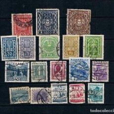 Sellos: AUSTRIA LOTE SELLOS ANTIGUOS CLASICOS 1921-1931. Lote 247535770