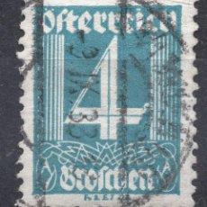 Sellos: AUSTRIA 1925, STAMP ,, MICHEL 450. Lote 253915975