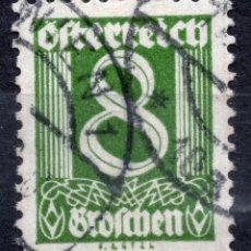 Sellos: AUSTRIA 1925, STAMP ,, MICHEL 454. Lote 253916145