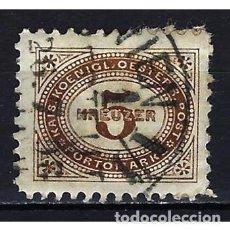 Sellos: 1894 AUSTRIA MICHEL 4 YVERT 4 TASAS - USADO. Lote 254690370