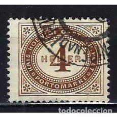 Sellos: 1900 AUSTRIA MICHEL 25 YVERT 25 TASAS - USADO. Lote 254690685