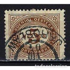 Sellos: 1900 AUSTRIA MICHEL 26 YVERT 26 TASAS - USADO. Lote 254690745