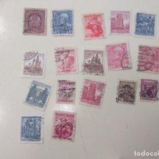 Sellos: LOTE DE 14 SELLOS USADOS DE AUSTRIA . STAMPS.. Lote 254893860