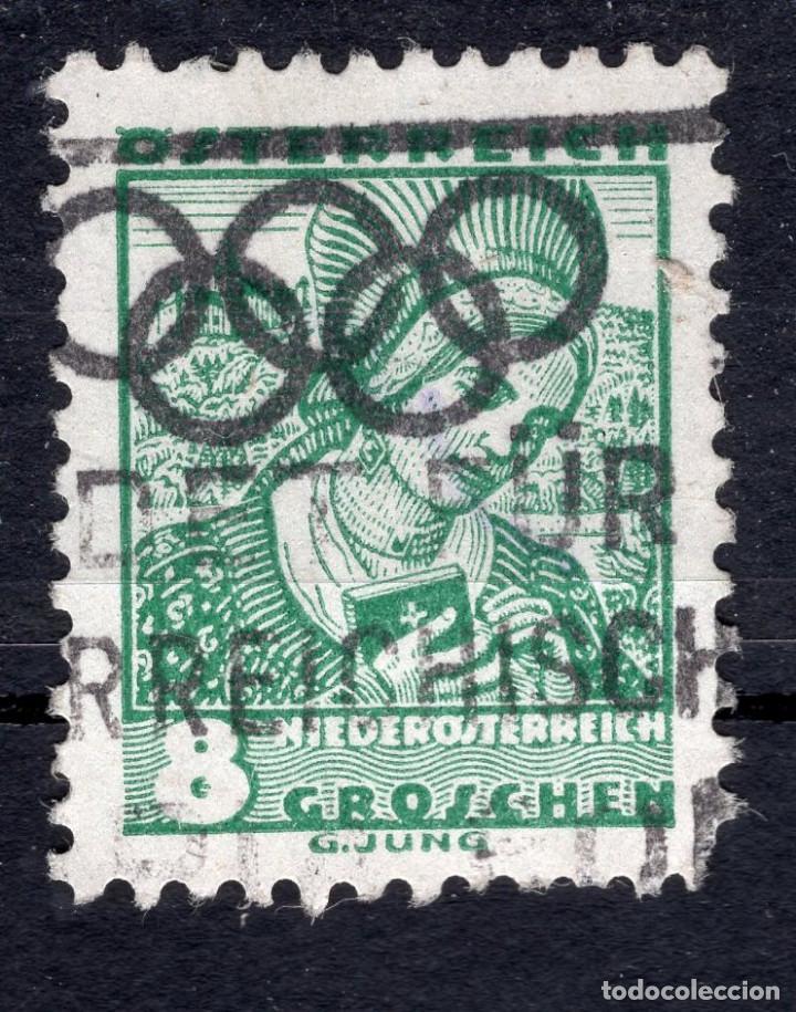 AUSTRIA , 1934 , STAMP ,, MICHEL 572 (Sellos - Extranjero - Europa - Austria)