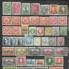 Sellos: R311H-LOTE SELLOS ANTIGUOS CLASICOS AUSTRIA Y OCUPACIONES,CON UNOS POCOS AMORTIZA,IMPERIO AUSTROHUNG. Lote 261785335