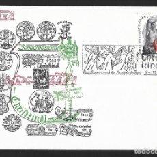 Sellos: AUSTRIA SOBRES KRIS KRINGLE NAVIDAD. Lote 262666745