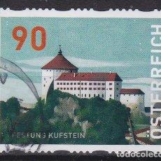 Sellos: AUSTRIA 2018 - SELLO USADO. Lote 263145620