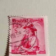 Sellos: SELLOS DE AUSTRIA. Lote 268905969
