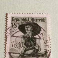 Sellos: SELLOS DE AUSTRIA. Lote 268906019