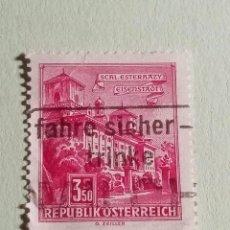 Sellos: SELLOS DE AUSTRIA. Lote 268906074