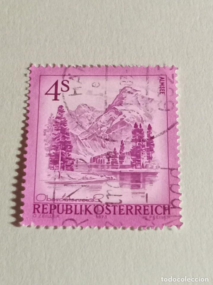 SELLOS DE AUSTRIA (Sellos - Extranjero - Europa - Austria)