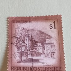 Sellos: SELLOS DE AUSTRIA. Lote 268974664