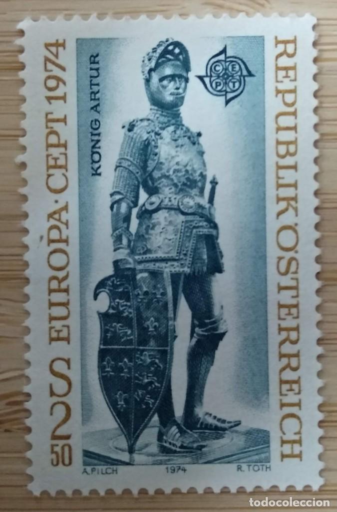 AUSTRIA 1974.***MNH. EUROPA (C.E.P.T.) MI:AT 1450, (Sellos - Extranjero - Europa - Austria)