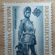 Sellos: AUSTRIA 1974.***MNH. EUROPA (C.E.P.T.) MI:AT 1450,. Lote 268995709