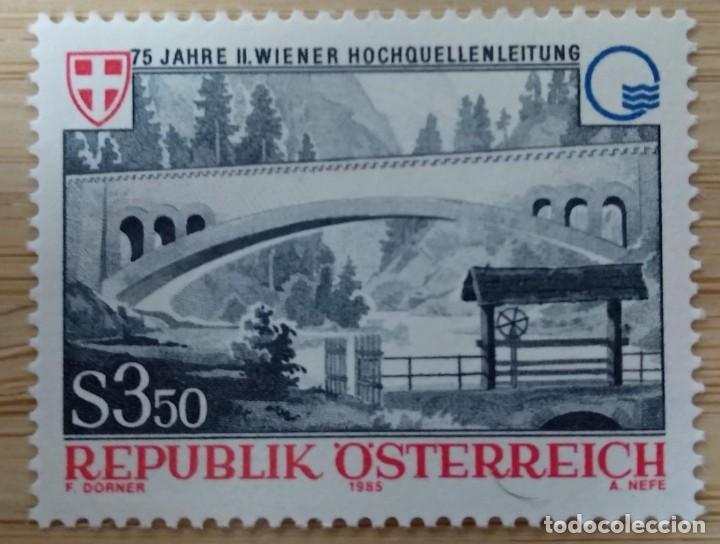 AUSTRIA 1985.***MNH MI:AT 1834, (Sellos - Extranjero - Europa - Austria)