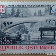 Sellos: AUSTRIA 1985.***MNH MI:AT 1834,. Lote 268996189