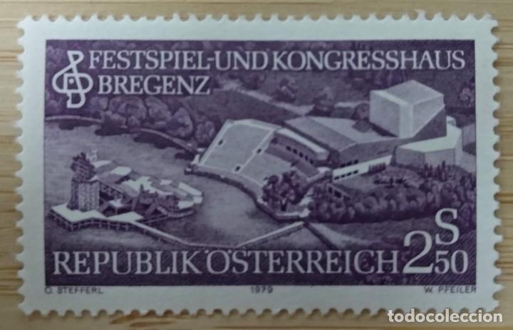 AUSTRIA 1979.***MNH MI:AT 1623, (Sellos - Extranjero - Europa - Austria)