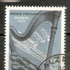 Sellos: AUSTRIA. 1959. YT 913. Lote 269839888