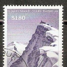 Sellos: AUSTRIA. 1961. YT 931. Lote 269840648