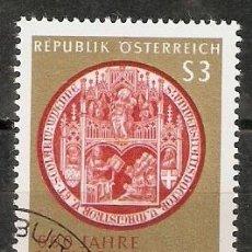 Sellos: AUSTRIA. 1965. YT 1017. Lote 269841938