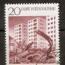 Sellos: AUSTRIA. 1965. YT 1015. Lote 269842063