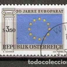 Sellos: AUSTRIA. 1969. YT 1122. Lote 269842238